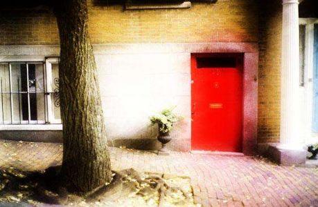 席慕蓉散文《小红门》