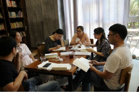 开卷有益:温州翔宇教育集团师生共读整本《精神明亮的人》