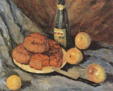 肖复兴散文《母亲的月饼》