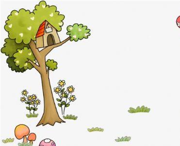 金波诗歌《小树谣》