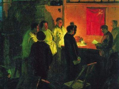 梁瑞平、张丹丹、周东飞散文《誓言》